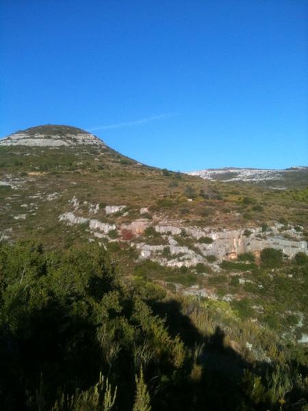 collines allauch