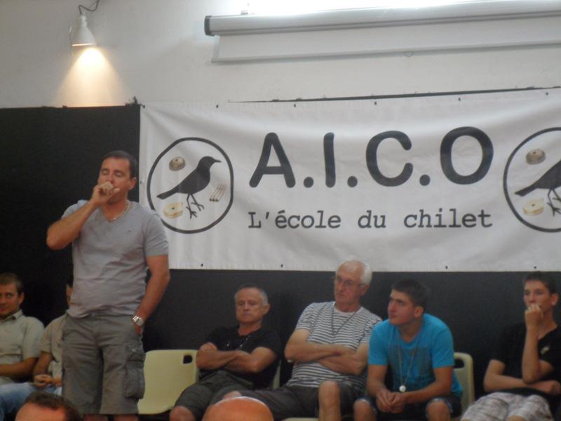 Concours de chilet, Finale Régionale 2013
