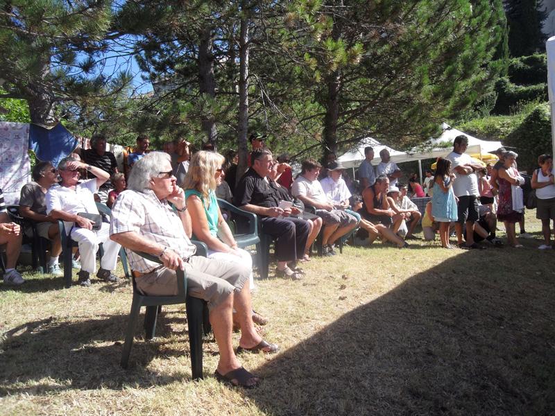 Le Public et spectateurs