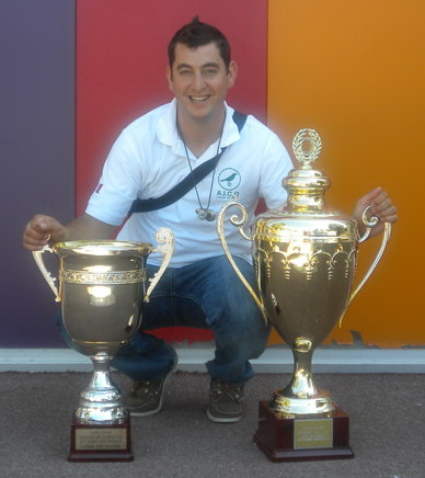Mugavero Sébastien champion de Provence du chilet 2010