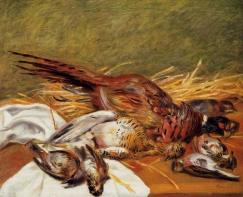 Tableaux de chasse for Peindre un tableau
