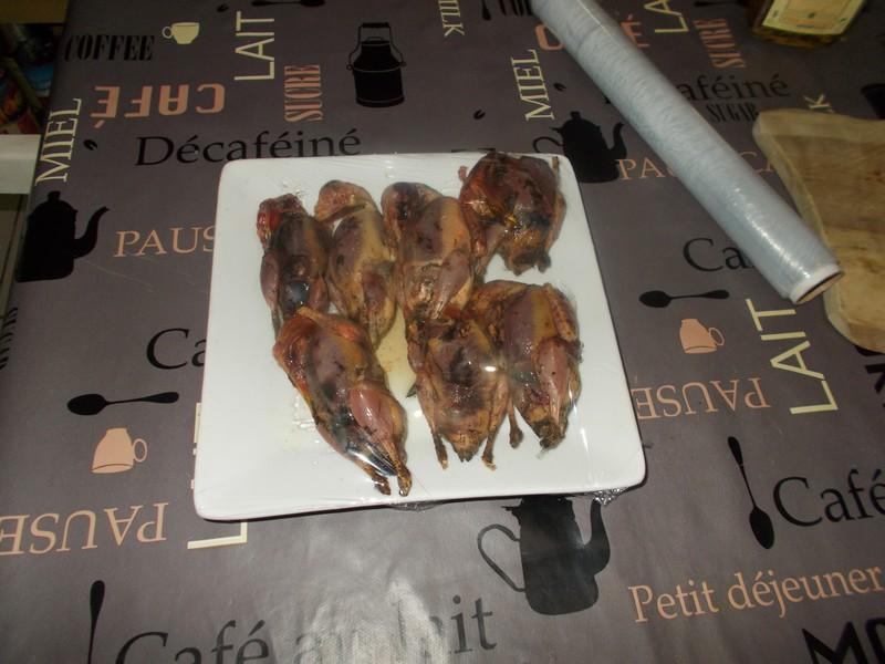 recette des grives bati-bati