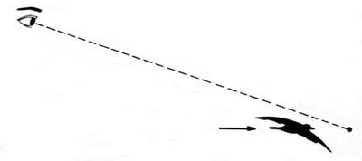Le tir de la grive au vol - Cas N°3