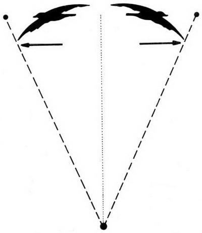 Le tir de la grive au vol - Cas N°8