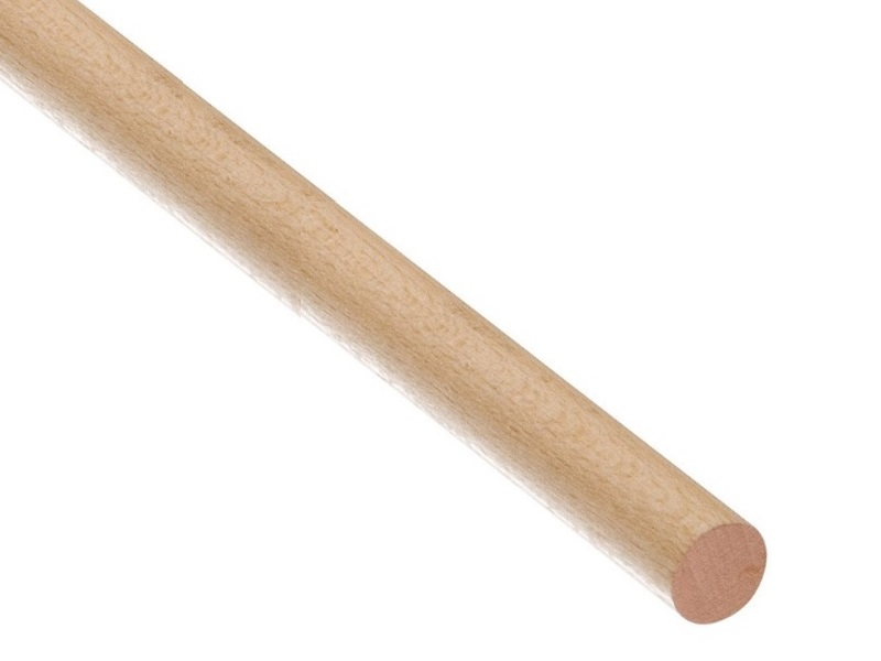 Tourillon bois pour vergan
